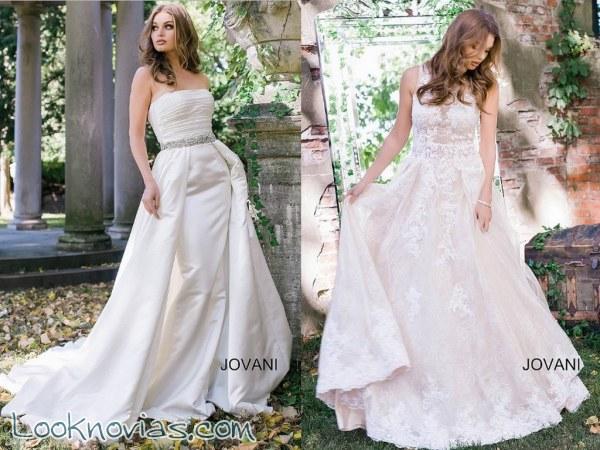 Nuevos vestidos de la colección Jovani