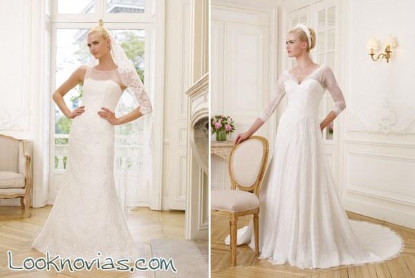 4 vestidos de Pronutias con sus precios