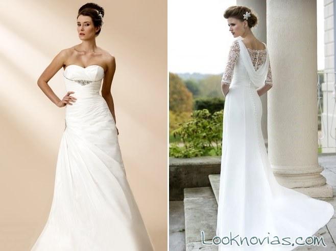vestidos largos true bride