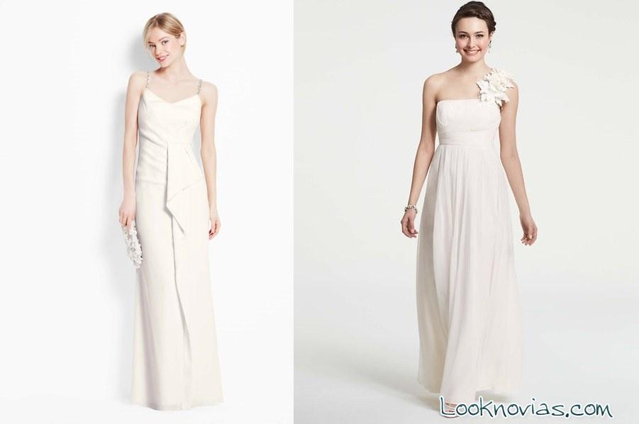 vestidos largos y baratos ann taylor