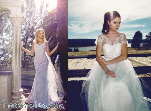 6 vestidos de la firma Lauren Elaine
