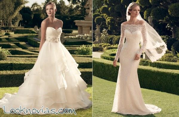 Los vestidos más vendidos de Casablanca Bridal