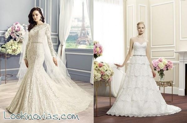 Cuatro nuevos vestidos de Moonlight Couture