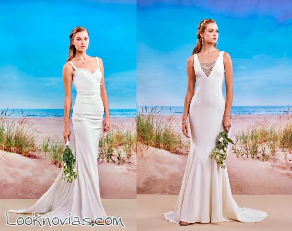 Grandes novedades en la firma Nicole Miller Bridal