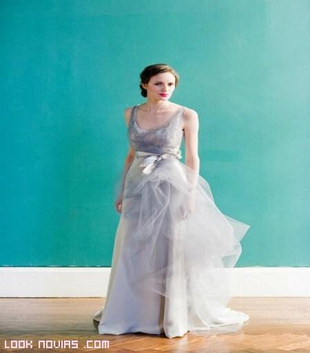 vestidos con colores