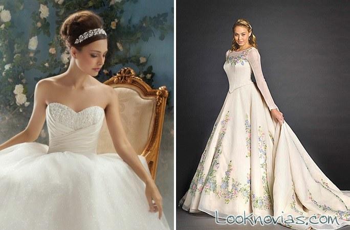 vestidos novia originales alfred angelo