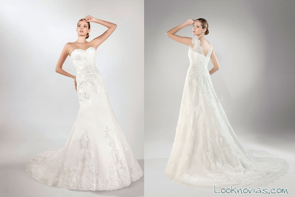 vestidos novia tendencias lugo novias
