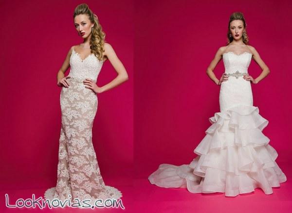 8 vestidos de la nueva colección de Ángel Rivera