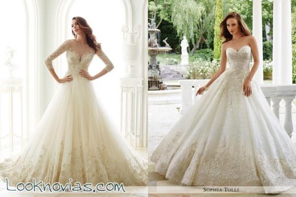 7 nuevos vestidos de Sophia Tolli