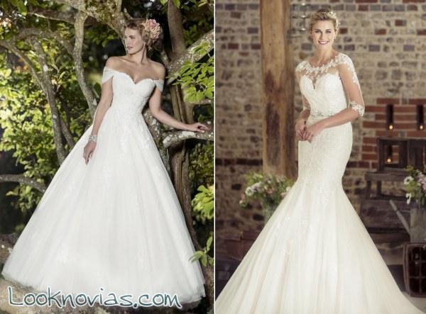 Vestidos únicos de True Bride