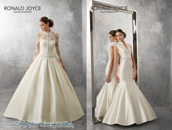 Nueva colección para novia de Ronald Joyce