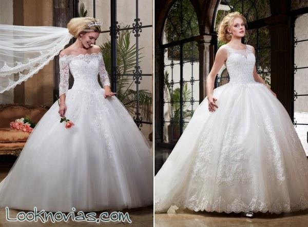 Las princesas de Mary´s Bridal
