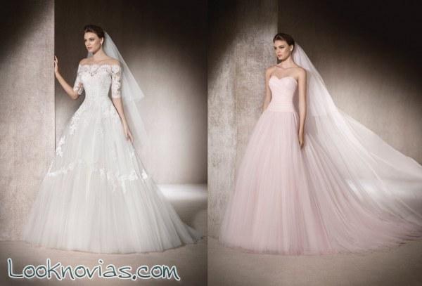 ¡Siéntete como una princesa con estos vestidos!