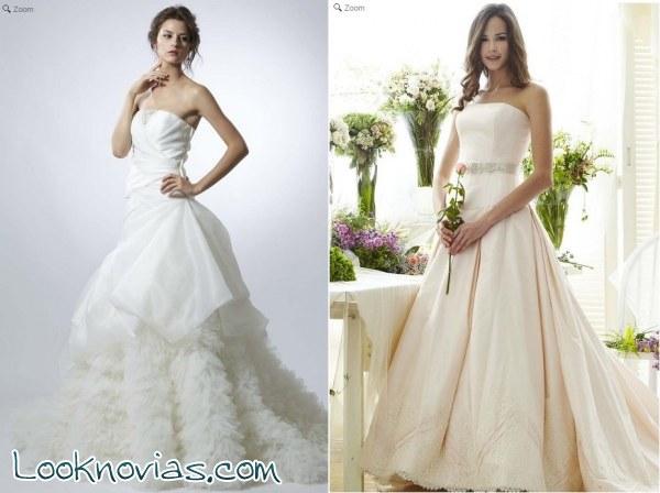 Saison Blanche Couture y sus vestidos