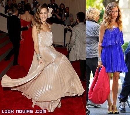 Vestidos de Sarah Jessica Parker