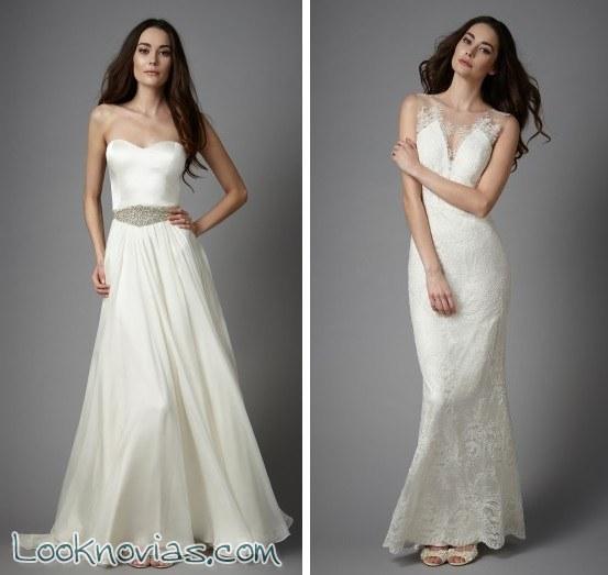 Si buscas vestidos sencillos, aquí tienes 8 modelos