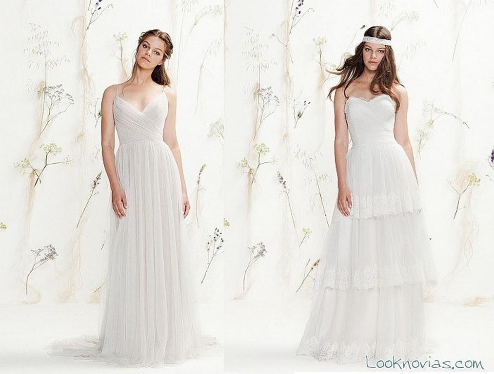 vestidos sencillos y boho de lillian west