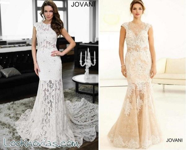 Vestidos de fiesta marca jovani