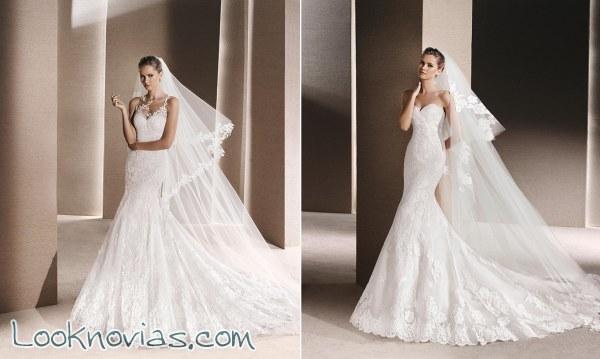Si te gustan los vestidos sirena, te gustará La Sposa