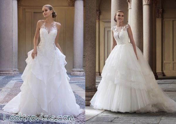 6 vestidos increíbles de Valentini Spose 2017