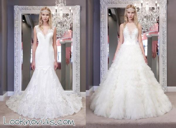Última colección de novia por Winnie Couture