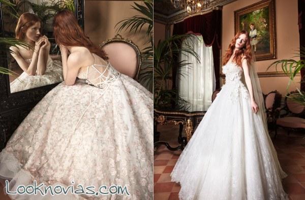 colección de vestidos 2017 de yolancris