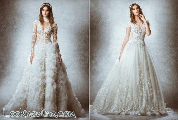 Vestidos para ir de boda otono 2015