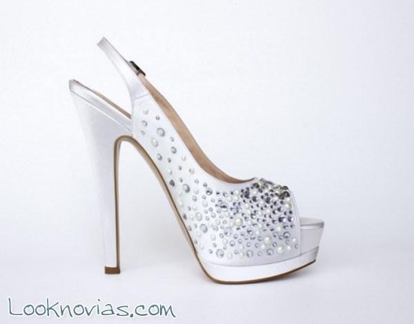 Los mejores zapatos de novia por Nicole Spose