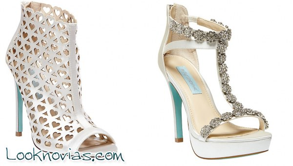 Zapatos de Novia Betsey Johnson