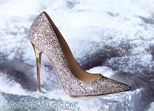 Impresionantes zapatos para sentirte como una princesa
