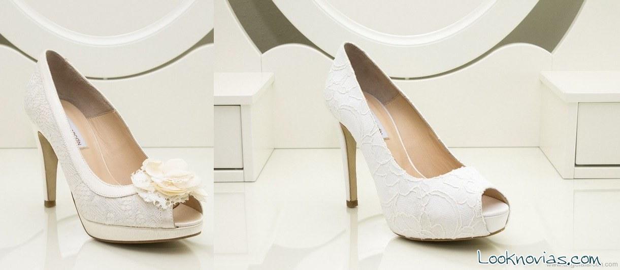 zapatos de corte salón angel alarcon