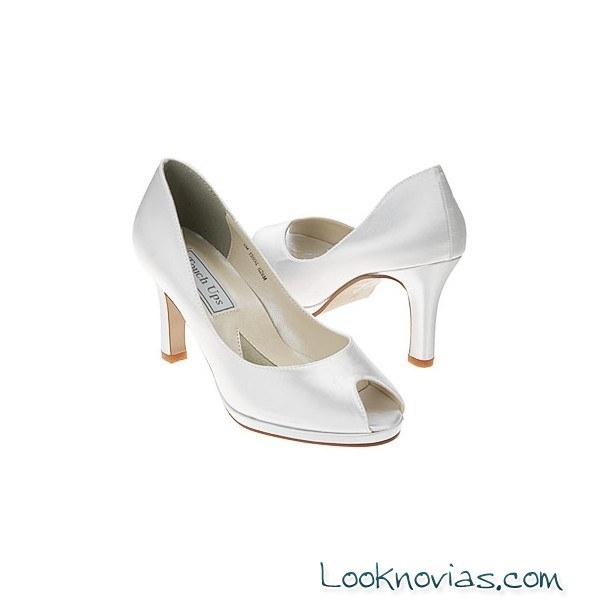 zapatos de corte salón touch ups