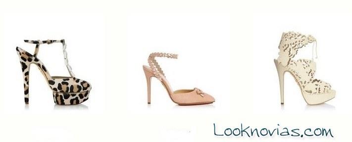 zapatos Olympia para novias