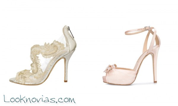 Nuevas y originales ideas para tus zapatos de novia